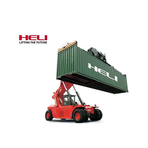 Xe Nâng Kẹp Container