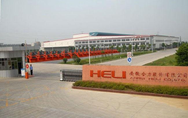 Anhui Heli Forklift