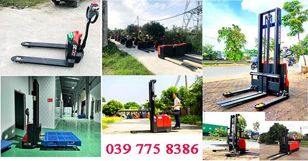 Xe Nâng Tay điện Heli ở Hà Nam